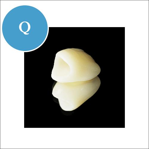 白い歯にはどんな種類がありますか?(前歯)